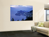 Walled Old City of Dubrovnik, Croatia Wall Mural by Alan Copson