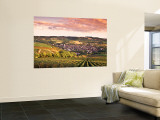 Irancy, Chablis, Burgundy, France Wall Mural by Doug Pearson