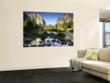 El Capitan, Yosemite National Park, California, USA Wall Mural by Walter Bibikow