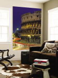 Colosseum, Rome, Italy Wall Mural by Peter Adams