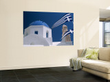 Santorini, Oia, Cyclades Islands, Greece Wall Mural by Steve Vidler