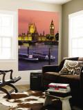 Parliament, London, England Wall Mural by Doug Pearson