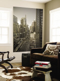 Broadway Looking Towards Times Square, Manhattan, New York City, USA Wall Mural by Alan Copson