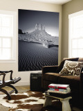 Monument Valley and Sand Dunes, Arizona, USA Wall Mural by Steve Vidler