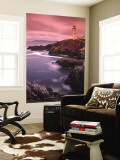 Lighthouse at Fanad Head, Donegal Peninsula, Co. Donegal, Ireland Wall Mural by Doug Pearson