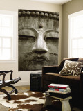 Great Buddha Statue, Kamakura, Daibutsu, Kanto, Japan Wall Mural by Steve Vidler