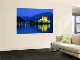 Eilean Donan Castle, Loch Duich, Highlands, Scotland Wall Mural by Steve Vidler