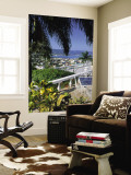 View over Montego Bay, Jamaica Wall Mural by Doug Pearson