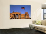 Reichstag, Berlin, Germany Wall Mural by Jon Arnold
