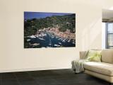 Portofino, Riviera Di Levante, Liguira, Italy Wall Mural by Gavin Hellier