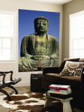 Great Buddha, Kamakura, Honshu, Japan Wall Mural by Steve Vidler