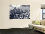 Financial District, Singapore Wall Mural by Alan Copson