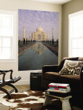 Taj Mahal, Agra, India Wall Mural by Jon Arnold