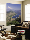 Kotor, Bay of Kotorska, Adriatic Coast, Montenegro Wall Mural by Gavin Hellier