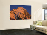 Eiger, Grindelwald, Switzerland Wall Mural by Jon Arnold