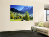 Grindelwald, Berner Oberland, Switzerland Wall Mural by Peter Adams