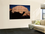 Palace of the Winds, Camel in Silouhette, Jaipur, Rajasthan, India Wall Mural by Steve Vidler