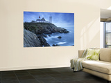 St. Mathieu Lighthouse, Finistere Region, Brittany, France Wall Mural by Doug Pearson