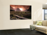 Milford Sound, Fiordland, South Island, New Zealand Wall Mural by Doug Pearson