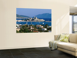Coastal View and St.Peter's Castle, Bodrum, Aegean Coast, Turkey Wall Mural by Steve Vidler