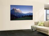Eiger, Grindelwald, Berner Oberland, Switzerland Wall Mural by Jon Arnold