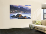 Clifton Bay and Beach, Cape Town, South Africa Wall Mural by Peter Adams