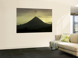 Arenal Volcano, Costa Rica Wall Mural by John Coletti