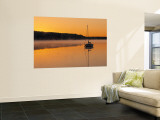 Lake Winnipesaukee, Lakes Region, New Hampshire, USA Wall Mural by Walter Bibikow