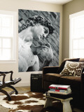 Statue of David, Florence, Tuscany, Italy Wall Mural by Alan Copson
