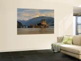 Eilean Donan Castle, Western Highlands, Scotland Wall Mural by Gavin Hellier