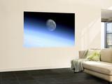Planet's Limb Wall Mural
