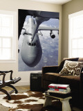 KC-10 Extender Refuels a C-5 Galaxy, July 23, 2007 Wall Mural