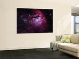 The Pacman Nebula Wall Mural