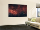 Milky Way Wall Mural