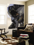 Lieutenant Sits in His A-10 Thunderbolt Ii Wall Mural