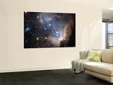 Small Magellanic Cloud Reproduction murale géante