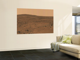 The Inner Basin of Mars Wall Mural