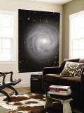 Spiral Galaxy NGC 4921 Wall Mural