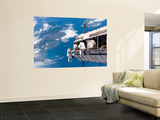STS-116 Mission Specialists Participate in the First of the Three Mission's Extravehicular Activity Wall Mural