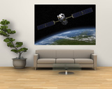 Orbiting Carbon Observatory Wall Mural