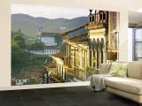 Ouro Preto, Brazil Fototapete – groß von Peter Adams