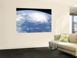 Hurricane Charley Wall Mural