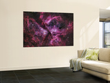 The Eta Carinae Nebula Wall Mural
