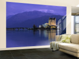 Eilean Donan Castle, Western Highlands, Scotland Wall Mural – Large by Gavin Hellier