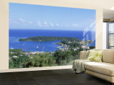 Port Antonio, Jamaica Wall Mural – Large by Doug Pearson