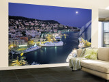 Old Port, Nice, Cote d'Azur, France Wall Mural – Large by Demetrio Carrasco