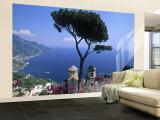 Demetrio Carrasco - Villa Rufolo, Ravello, Amalfi Coast, Italy - Duvar Resimleri - Büyük