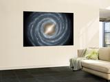 Milky Way Bar Wall Mural