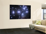 The Pleiades Reproduction murale géante