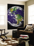 The Western Hemisphere Wall Mural